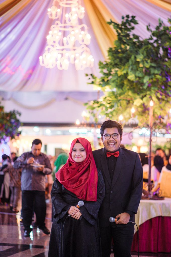 MC Wedding Graha ITS by BOO & NESSA MC - 007