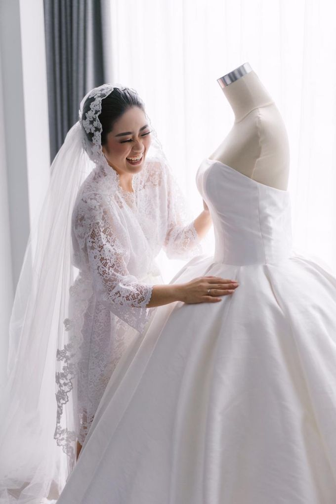 THE WEDDING OF ADI & MONICA by The Wedding Boutique - 001