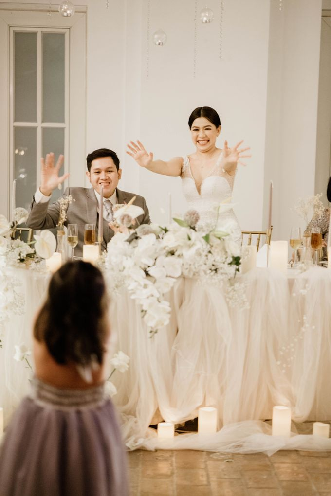 Kevin & Monica Wedding at Hermitage Jakarta by AKSA Creative - 006
