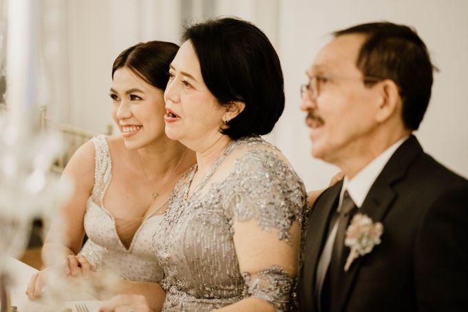 Kevin & Monica Wedding at Hermitage Jakarta by AKSA Creative - 007