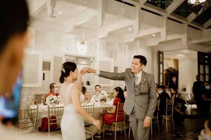 Kevin & Monica Wedding at Hermitage Jakarta by AKSA Creative - 008