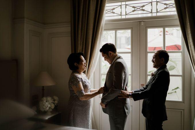 Kevin & Monica Wedding at Hermitage Jakarta by AKSA Creative - 036