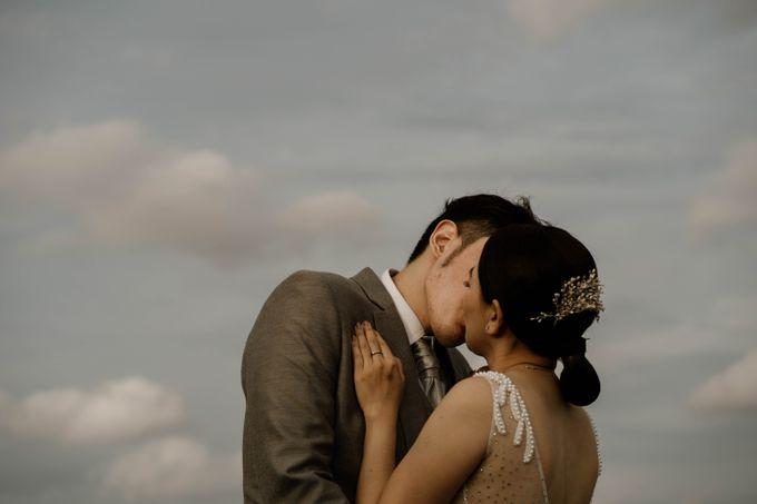Kevin & Monica Wedding at Hermitage Jakarta by AKSA Creative - 016