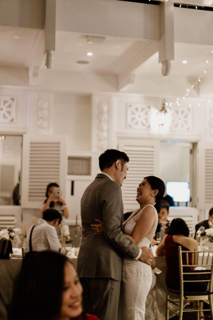 Kevin & Monica Wedding at Hermitage Jakarta by AKSA Creative - 009