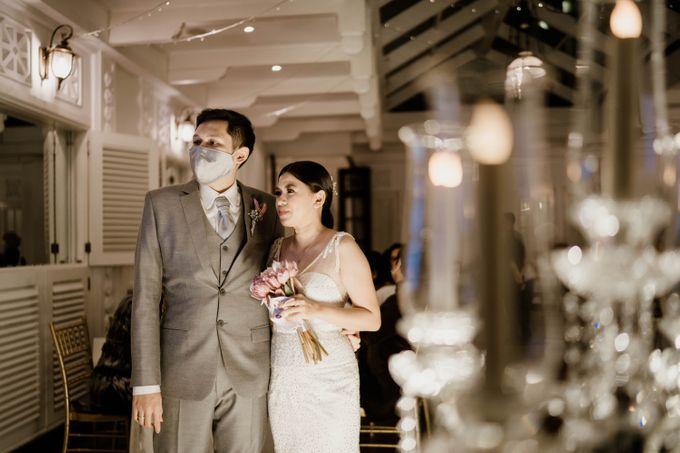 Kevin & Monica Wedding at Hermitage Jakarta by AKSA Creative - 001