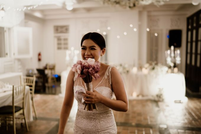 Kevin & Monica Wedding at Hermitage Jakarta by AKSA Creative - 002