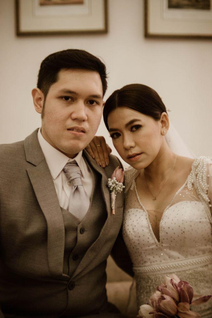 Kevin & Monica Wedding at Hermitage Jakarta by AKSA Creative - 047