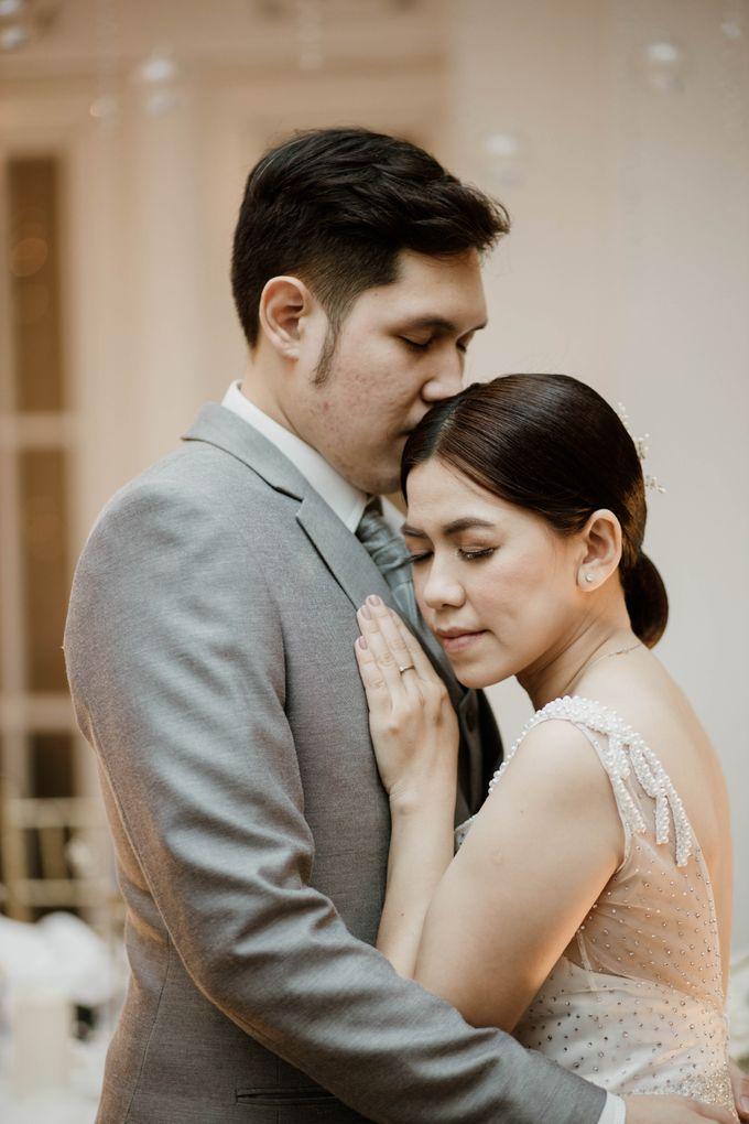 Kevin & Monica Wedding at Hermitage Jakarta by AKSA Creative - 028