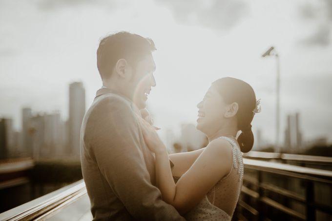 Kevin & Monica Wedding at Hermitage Jakarta by AKSA Creative - 025