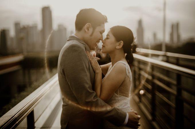 Kevin & Monica Wedding at Hermitage Jakarta by AKSA Creative - 026