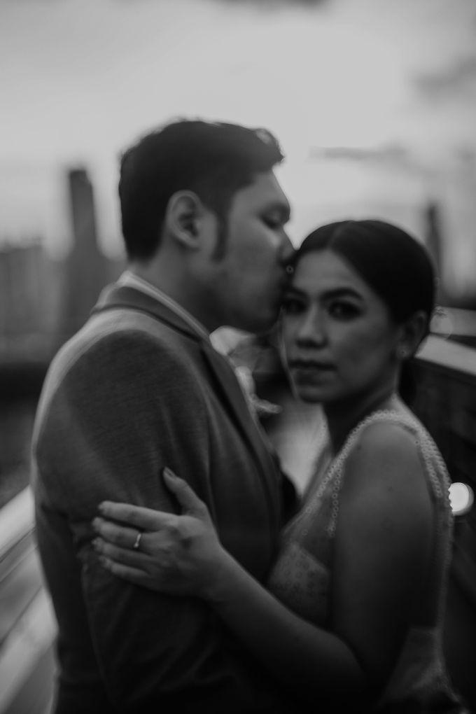 Kevin & Monica Wedding at Hermitage Jakarta by AKSA Creative - 020