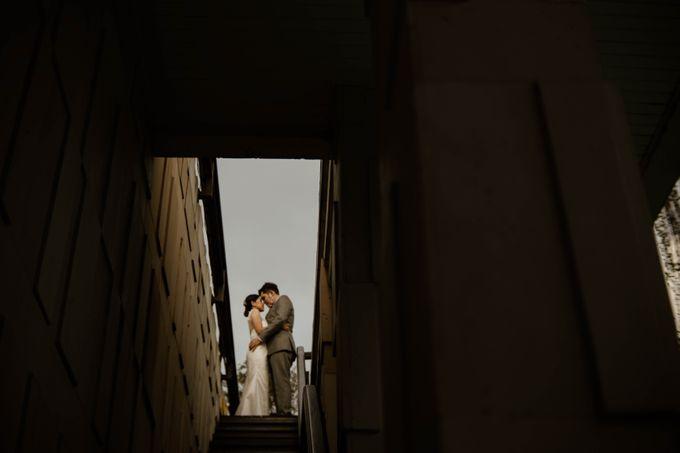 Kevin & Monica Wedding at Hermitage Jakarta by AKSA Creative - 021