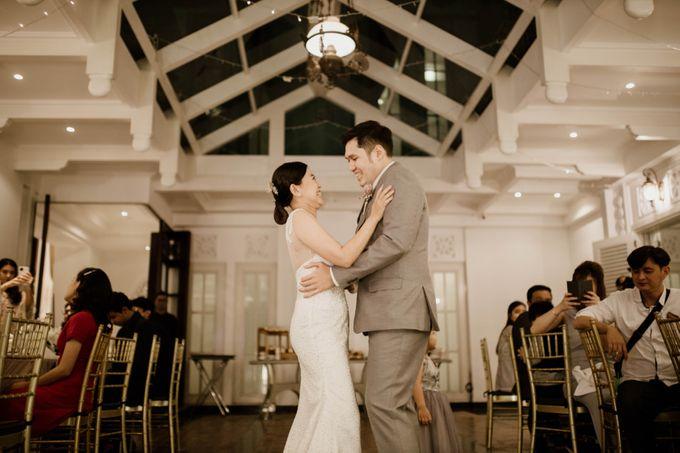 Kevin & Monica Wedding at Hermitage Jakarta by AKSA Creative - 019