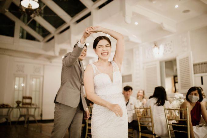 Kevin & Monica Wedding at Hermitage Jakarta by AKSA Creative - 015