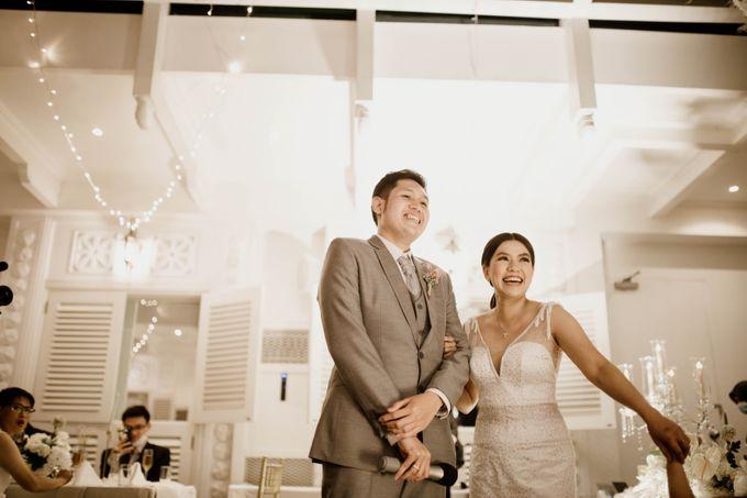 Kevin & Monica Wedding at Hermitage Jakarta by AKSA Creative - 012