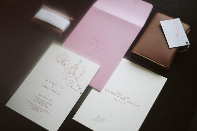 From Monita Tahalea & Bayu Risa Wedding by Signore Gift - 002