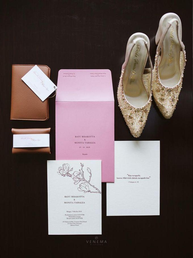 From Monita Tahalea & Bayu Risa Wedding by Signore Gift - 003