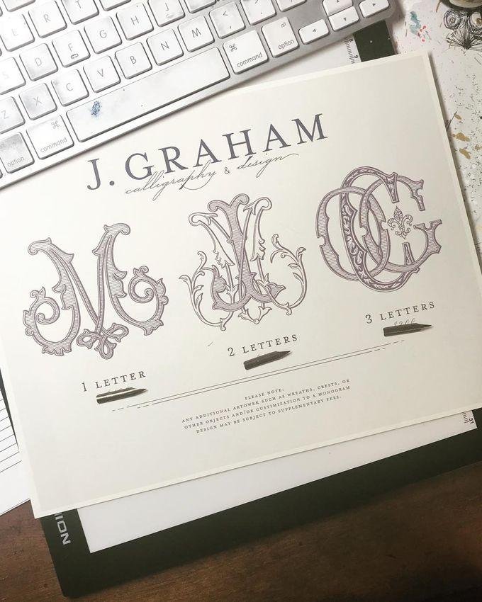 Monogram Design by J. Graham - 001