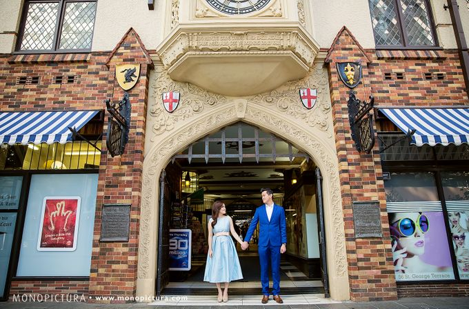 Perth Prewedding by Elmer by Monopictura - 001