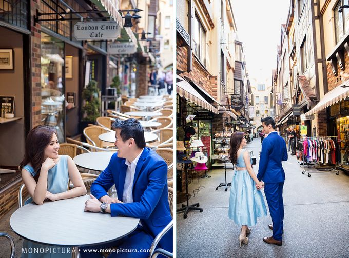 Perth Prewedding by Elmer by Monopictura - 002