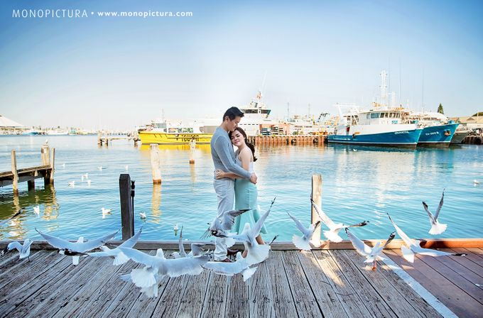 Perth Prewedding by Elmer by Monopictura - 006