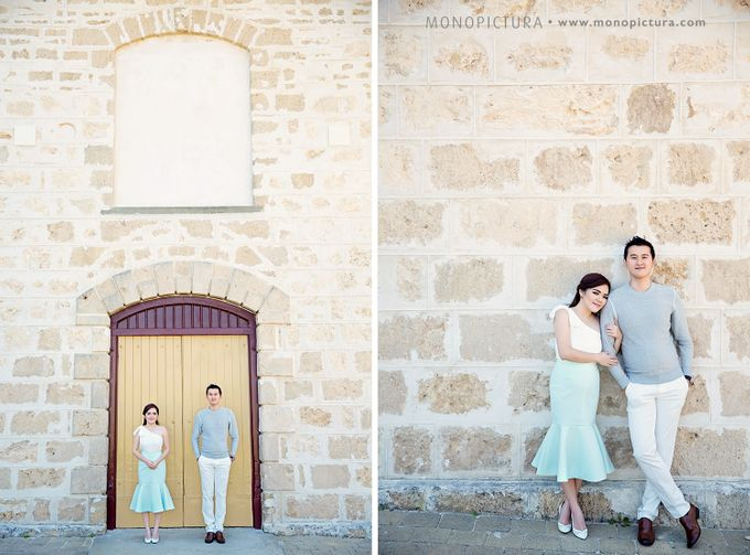 Perth Prewedding by Elmer by Monopictura - 008