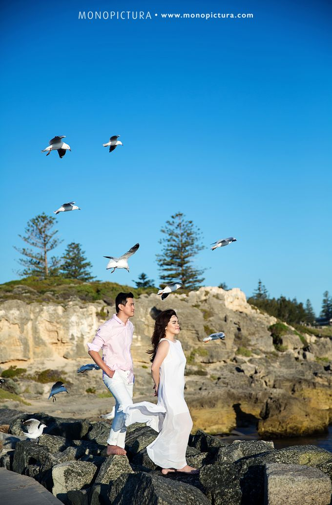 Perth Prewedding by Elmer by Monopictura - 016