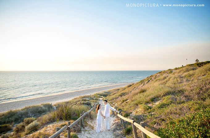 Perth Prewedding by Elmer by Monopictura - 017