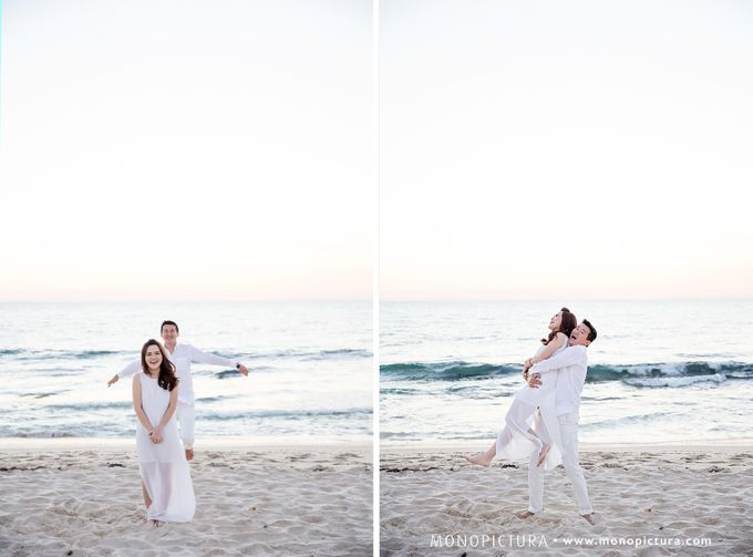 Perth Prewedding by Elmer by Monopictura - 021