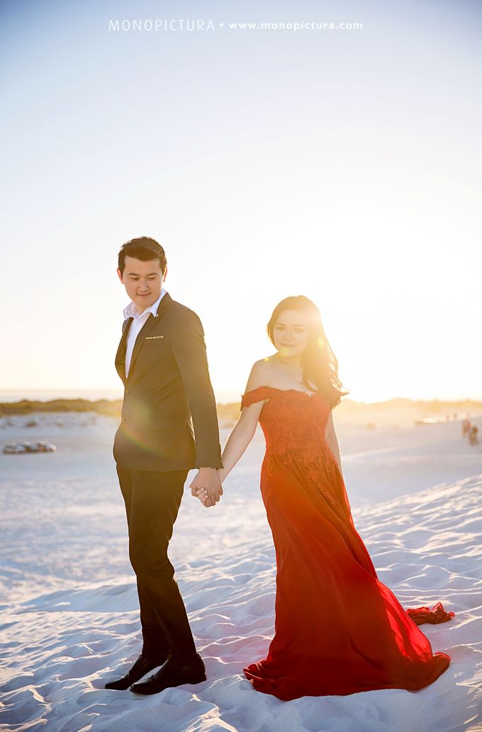Perth Prewedding by Elmer by Monopictura - 047