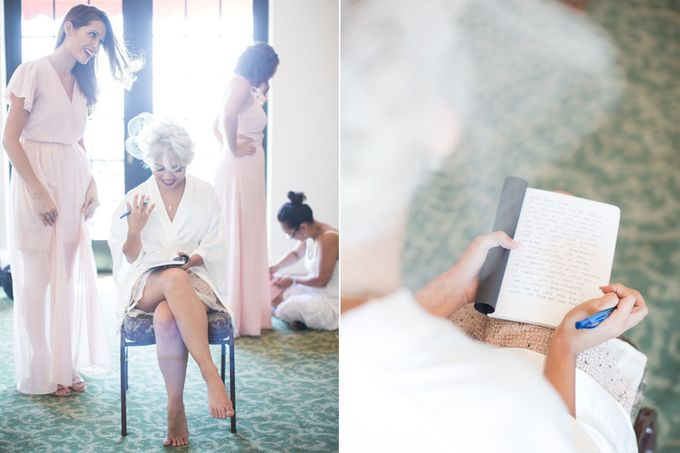 Modern, Fashion forward wedding at The Montecito Country Club by Kiel Rucker Photography - 004