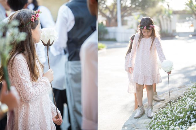 Modern, Fashion forward wedding at The Montecito Country Club by Kiel Rucker Photography - 014