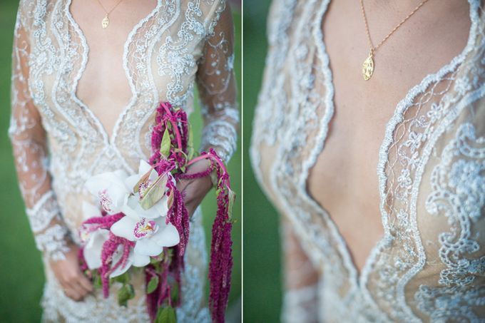 Modern, Fashion forward wedding at The Montecito Country Club by Kiel Rucker Photography - 026