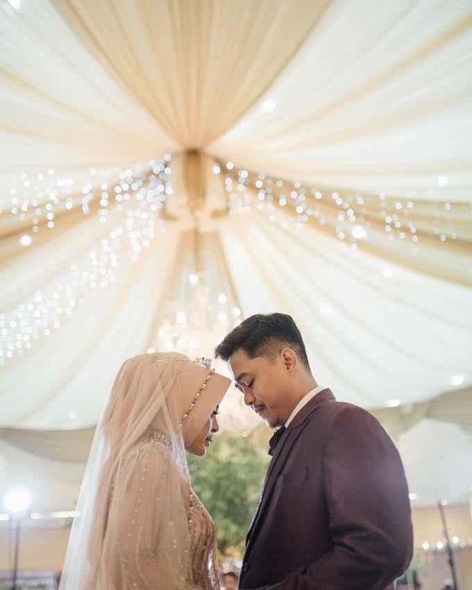 Marriage of  Medina & Ade by Alulla Bride - 006