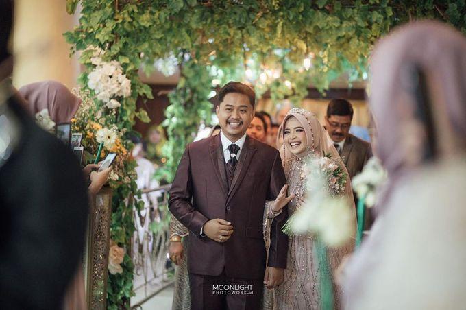 Marriage of  Medina & Ade by Alulla Bride - 001