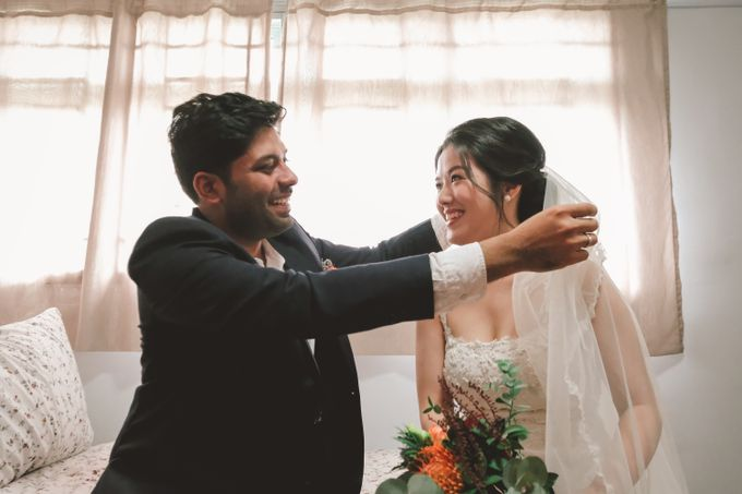 Actual Day Wedding - Indian & Chinese Wedding by Jen's Obscura (aka Jchan Photography) - 009