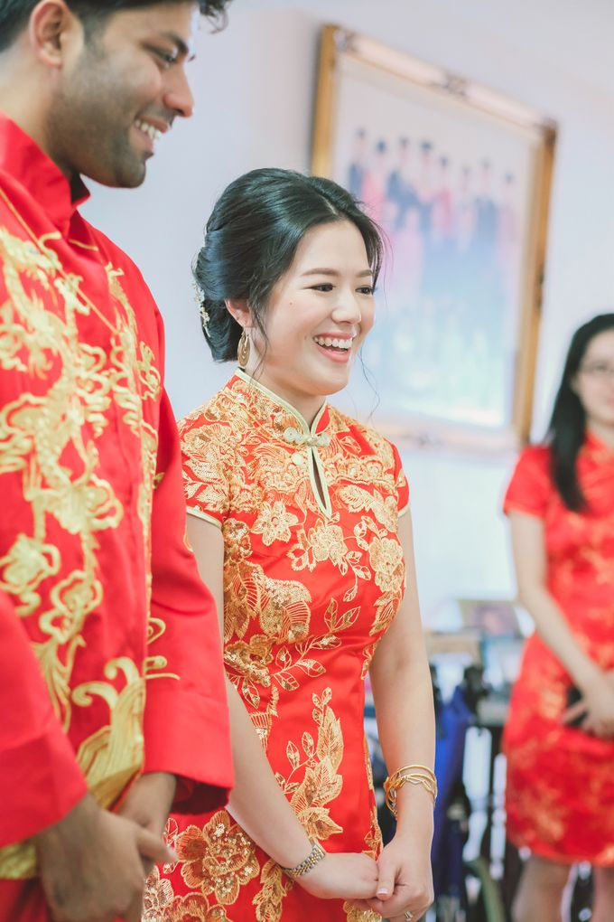 Actual Day Wedding - Indian & Chinese Wedding by Jen's Obscura (aka Jchan Photography) - 010