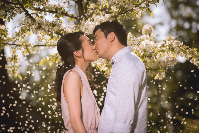 Steve and Cindy pre wedding by Motion D Photography - 001