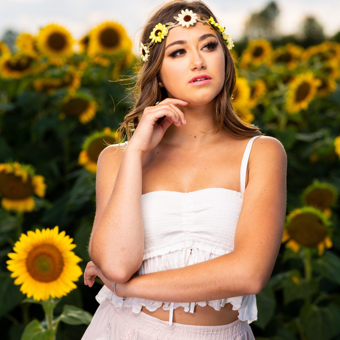Sunflower  by Motion D Photography - 002