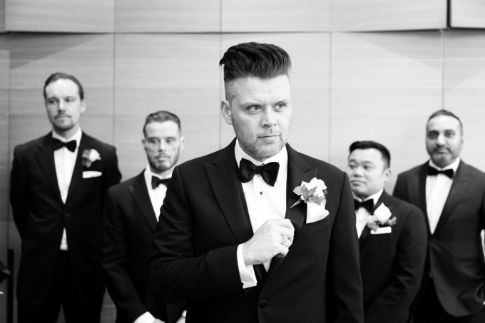 Body rock official wedding  by Motion D Photography - 001
