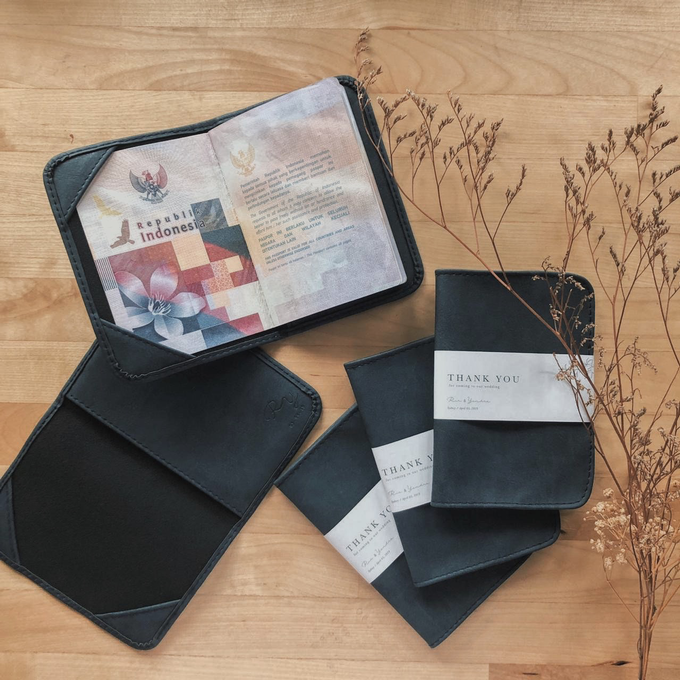 Passport Case by Tjenda Gift - 003