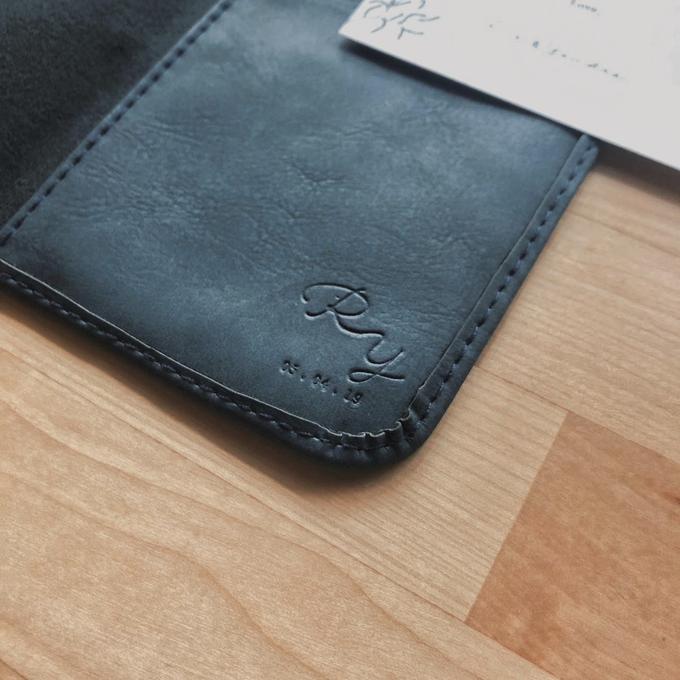 Passport Case by Tjenda Gift - 001