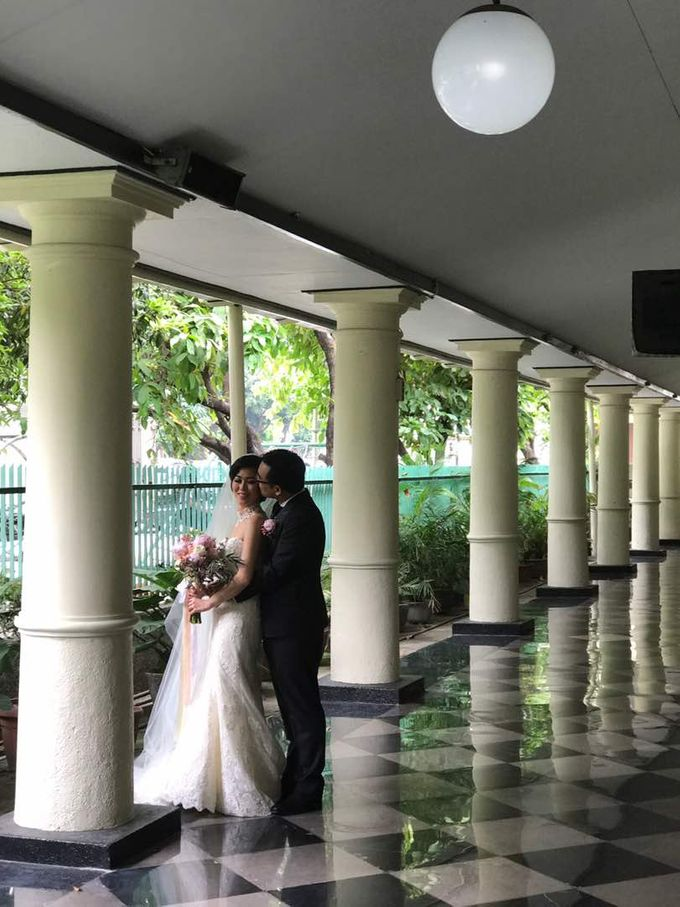 Wedding Of Ivan & Yessica by de_Puzzle Event Management - 005
