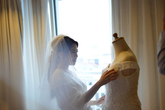 Daud & Vina Wedding by MariMoto Productions - 001