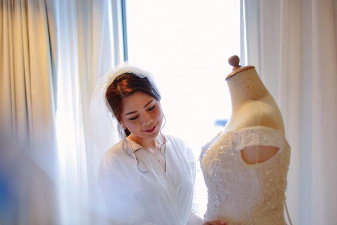 Daud & Vina Wedding by MariMoto Productions - 002