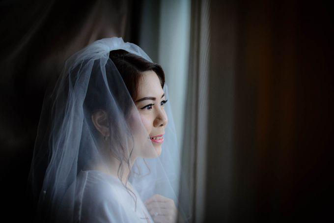 Daud & Vina Wedding by MariMoto Productions - 003