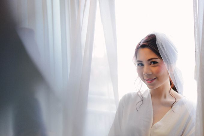 Daud & Vina Wedding by MariMoto Productions - 005
