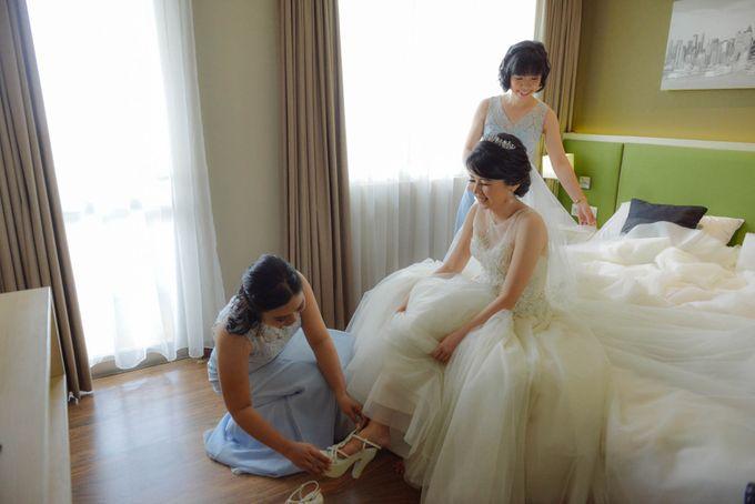 David & Sharon Wedding by MariMoto Productions - 001