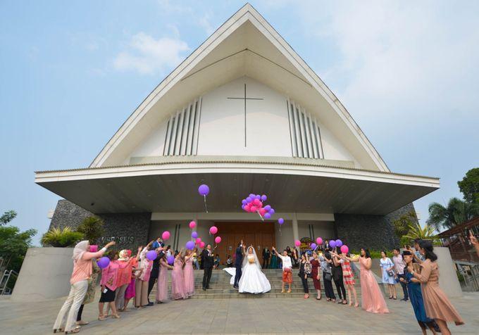 Fajar Ervina Wedding by MariMoto Productions - 007