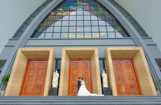 David & Sharon Wedding by MariMoto Productions - 009